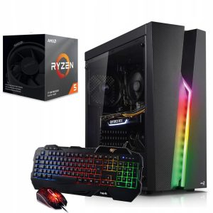 DO GIER Ryzen 5 3600_16GB_RTX 2060 SUPER + GRATIS!