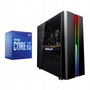 DO GIER! i5-10400 512SSD GTX 1660 SUPER 32GB W10