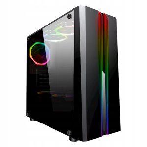 Komputer RYZEN 12 RDZENI 16GB RX VEGA SSD480 Win10