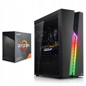GAMER RYZEN 7 3800XT 16GB 512SSD RTX 2060