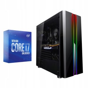 DO GIER 10Gen i7-10700K 32GB RTX 2060 SUPER WIN10