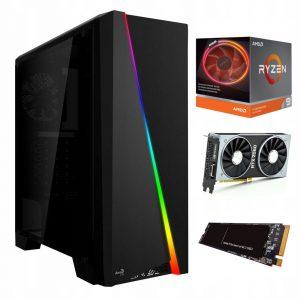 Komputer Ryzen 9 3900X 16G_3K 512M.2 RTX2060 W10