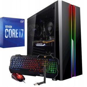 KOMPUTER 10Gen i7-10700 16GB RTX 2060 WIN10