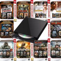 STRADUS – Nagrywarka DVD-RW do laptopa USB