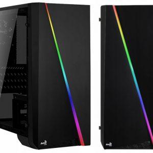 Zestaw GRACZ Ryzen5 2600 8GB RX570 MONITOR 24 WiFi