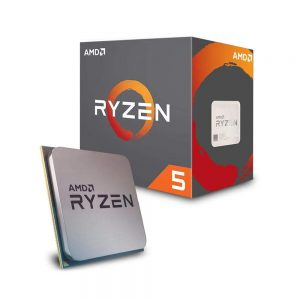 KOMPUTER DO GIER RYZEN 5 2600 16GB 512M2 GTX1050Ti
