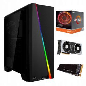 Komputer Ryzen 9 3900X 16G_3K 512M.2 RTX2080Super