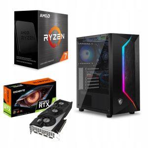 PRIME! Ryzen 7 5800X 16GB 960SSD RTX3060Ti W10