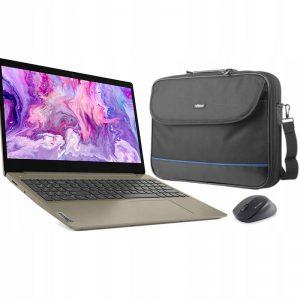Laptop Lenovo 15,6 Intel i3 4G 128SSD W10 +GRATIS