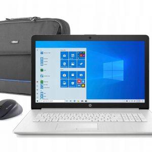 Laptop HP 17 Intel Core i5 8GB 128SSD+1TB DVD W10