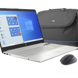 Laptop HP 15 Intel i3 4GB 480SSD RJ45 Windows10