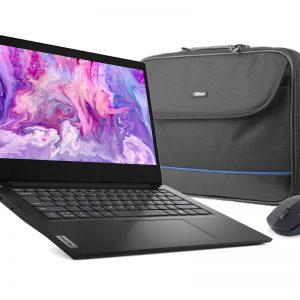 Laptop Lenovo 3 Intel 14 4GB 240SSD W10 +GRATIS