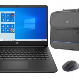 Laptop HP 14 dotyk AMD 2,6GH 4GB 240SSD Radeon W10