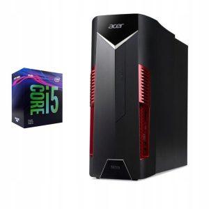 Komputer Acer i5-9400F 16GB 256SSD GTX1050Ti W10