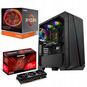 PRIME! Ryzen 9 3900X 32GB 512+960SSD RX6800 W10