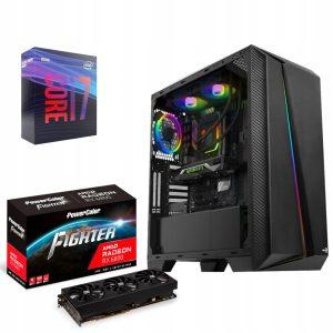 PRIME! Intel i7-9700 32GB 512+960SSD RX6800 W10