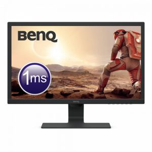 "Monitor LED BenQ GL2480E 24"" 16:9 TN 1ms 75Hz"