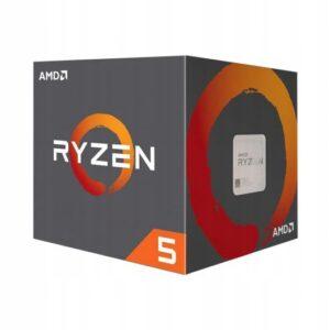 Procesor AMD Ryzen 5 1600 AF 6 x 3,6 GHz