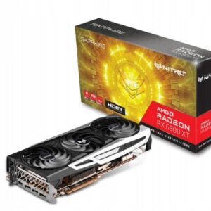 Karta graficzna SAPPHIRE Radeon RX 6900 XT NITRO+