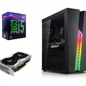 Komputer Intel Core i5 9400F 16GB 480SSD RTX 2060