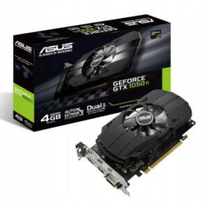 Karta Asus Phoenix GeForce GTX 1050 Ti 4 GB GDDR5