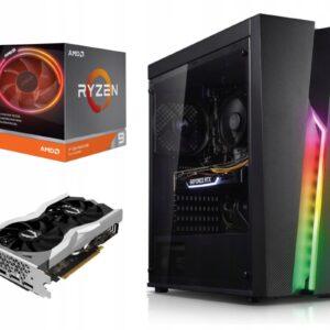 Komputer AMD Ryzen 9 3900X 16GB 960SSD RTX 2060