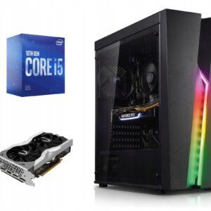 Komputer Intel Core i5 10400F 16GB 960SSD RTX 2060