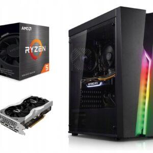 Komputer AMD Ryzen 5 5600X 16GB 960SSD RTX 2060