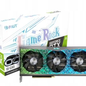 Karta graficzna Palit GeForce RTX 3070 GameRock 8G