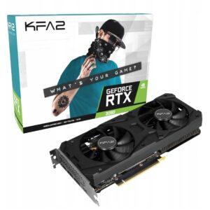 Karta graficzna KFA2 RTX 3060 12 GB HDMI AMPERE