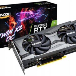 Karta graficzna Inno3D RTX 3060 Twin 2X OC 12GB