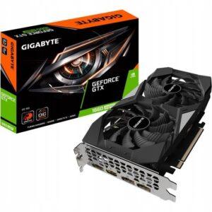 Karta graficzna Gigabyte GTX 1660 SUPER 6 GB GDDR6