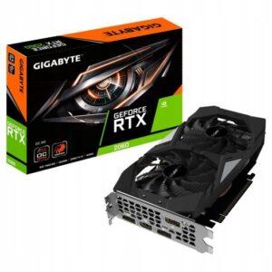 Karta graficzna Gigabyte RTX 2060 OC 6 GB GDDR6