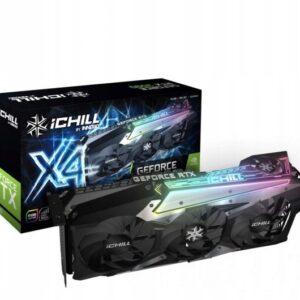 Karta graficza Inno3D RTX 3090 iCHILL X4 24GB