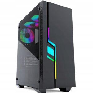 KOMPUTER DO GIER AMD RYZEN 4300GE 8GB 240SSD W10