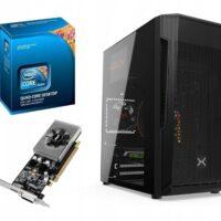 Komputer do GIER I5 8GB 480GB SSD GT 710 W10
