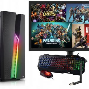 FORTNITE Intel 10gen 16GB 480SSD 1050 Ti Monitor22