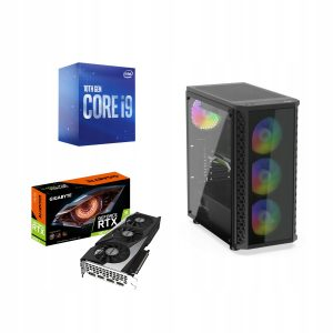 PRIME! Intel i9-10900 32GB 1TB M.2 RTX3060Ti
